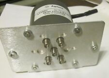 AGILENT 7104C DC TO 26.5 GHZ SP4T COAXIAL  SWITCH WITH MOUNT