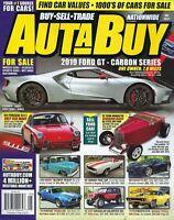 AUTA Buy   May 2021