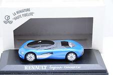 RENAULT LAGUNA CONCEPT CAR NOREV 1/43 NEUVE EN BOITE