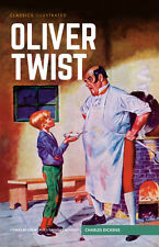 Classics Illustrated Hardback Oliver Twist (Charles Dickens) (Brand New)