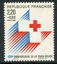 STAMP / TIMBRE FRANCE NEUF** N° 2555 CROIX ROUGE