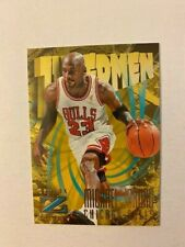 "MICHAEL JORDAN 1996/97 Skybox Z-Force ""Zupermen"" Card #179 - NM/MT!"