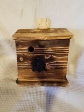 FLYING Squirrel.FLYING SQUIRREL House. FLYING SQUIRREL Nesting Box.FOR SQUIRRELS