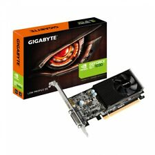 Gigabyte NVIDIA GeForce GT 1030 Low Profile 2G GDDR5 64 Bit Memory PCI Expres...