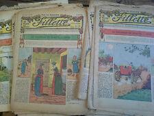 Fillette Lot de 60 revues années 1930 - 1931