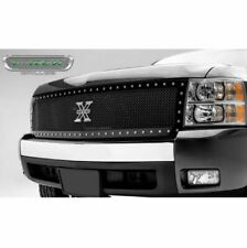 T-Rex 6711111 1500 X-Metal Studded Main Grille Black for Silverado 1500 2007-13