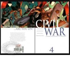 CIVIL WAR #4(1ST)(10/06)DEATH GOLIATH/1:RAGNAROK(THOR)(AVENGERS)CGC IT(9.8)NM/MT
