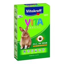 VITAKRAFT Vita Special Adult (Regular) - Zwergkaninchen - 600g Kaninchen Futter