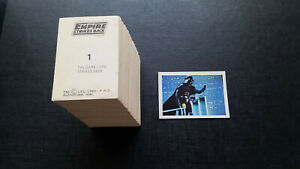 *** FKS The Empire Strikes Back Stickers ( 1980 ) ***