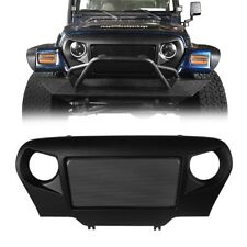 Jeep TJ Angry Bird Grille Cover Front Grill Guard for 1997-2006 Jeep Wrangler TJ