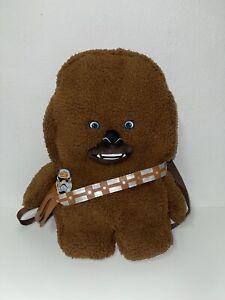 Star Wars Chewbacca Backpack Pals NWT