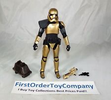 """Star Wars Black Series 6"""" Inch Galaxys Edge Commander Pyre Loose Figure COMPLETE"""