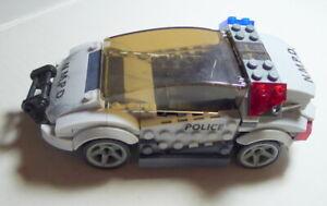 Lego  Police Car NMPD intact no piece count