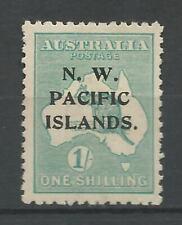 Papua New Guinea N. W. Pacific Islands, Kan guru 1915 Mi. # 17 Mint Hinged