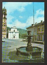 LA PORTA (Corse) PEUGEOT 204 à la FONTAINE & CLOCHER
