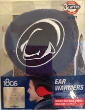 180s Adult Earwarmers University of Colorado Logo (59047) (Pulsar Blue)