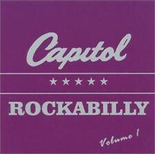 CAPITOL ROCKABILLY Volume 1 CD 1950s Rock 'n' Roll - NEW 30 tracks, Gene Vincent