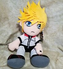 "2007 Disney Kingdom Hearts II 12"" Roxas Character Plush"