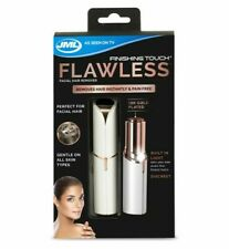 JML Finishing Touch Flawless 18k Gold-plated Discreet Hair Remover - white