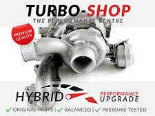 Vauxhall, Saab 1.9 TiD/Multijet/CDTI-TURBOCOMPRESSORE ibrido 250 HP 755046 Billet RUOTA