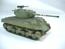 1/72 US WWII  SHERMAN  M4A3 (76)W Tank 4th Bat. 1st Armored Division  FInished
