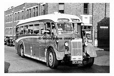 pt7540 - Still & Jordan Bus no 7 at Crossley , Leicester - photograph 6x4