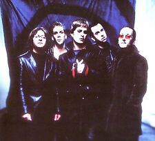 Matchbox Twenty 2000 Mad Season Group Shot Original Promo Poster