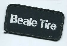 Beale Tire dealer employee patch 2 X 4 Mcalster & Ardmore OK
