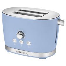 Clatronic Toaster 2 Scheiben TA 3690 blau, Cool-Touch-Gehäuse, NEU