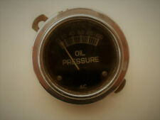 Classic kit car Tractor 0-100 psi Vintage capillary  oil Pressure Gauge by AC