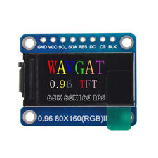 Diy Lcd Display 8 pin 0.96 Inch St7735 IC LCD Screen Ips Spi Hd 65K Tft Module
