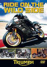 Ride On The Wild Side - Triumph [DVD] -