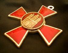 GÖDE Orden Militär Sammlung Hanseatenkreuz Komtur Freie Hansestadt HAMBURG 1915