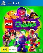 LEGO DC Super Villains  - PlayStation 4 game - BRAND NEW