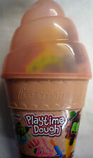 Ice Cream Playtime Play Dough Set (15 Colours, Utensils and Moulds)