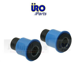 For BMW E10 1600 1602 2002 2002tii Pair Set of 2 URO Steering Idler Arm Bushings