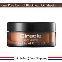 Ciracle Pore Control Black Head Off Sheet 35sheets + Free Sample [ US Seller ]