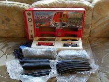 Bachmann HO Santa FE Flyer with EZ Track Electric Train Set w/ Extra Track
