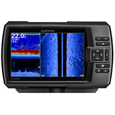 "Garmin STRIKER 7sv 010-01809-00 7"" Fishfinder GPS CHIRP Plotter ClearVü SideVü"