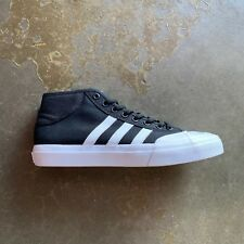 timeless design 4f17f 20494 adidas Skateboarding Matchcourt Mid Shoes Black F37703 Size 12