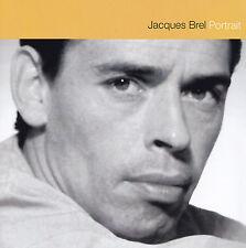 Jacques Brel-CD-Portrait