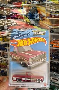 2021 HOT WHEELS LEGENDS TOUR '83 CHEVY SILVERADO Brand new in the hand