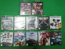 12 Xbox One Spiele