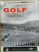 Dunkeld Golf Club Scotland: Golf Illustrated Magazine 1965
