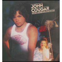 John Cougar ‎ Lp Vinile Nothin 'Matters And What If It Did/ Riva Mercury Nuovo
