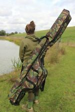 NEW Cult DPM Camo 3 Rod Holdall or Single rod Sleeve 12ft / 13ft - Carp Fishing