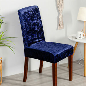 Stretch Chair Slipcovers Removable Washable Chair Covers for Dining Room Party