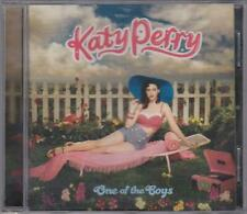 KATY PERRY One Of The Boys  CD 14 Track Album, 50999 242792 2 2
