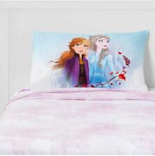 Disney Frozen 2 True to Myself Sheet Set Full Size