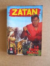 ZATAN La Tigre Sacra Fotoromanzo a fumetto n°5 1970  Ponzoni  [G395]